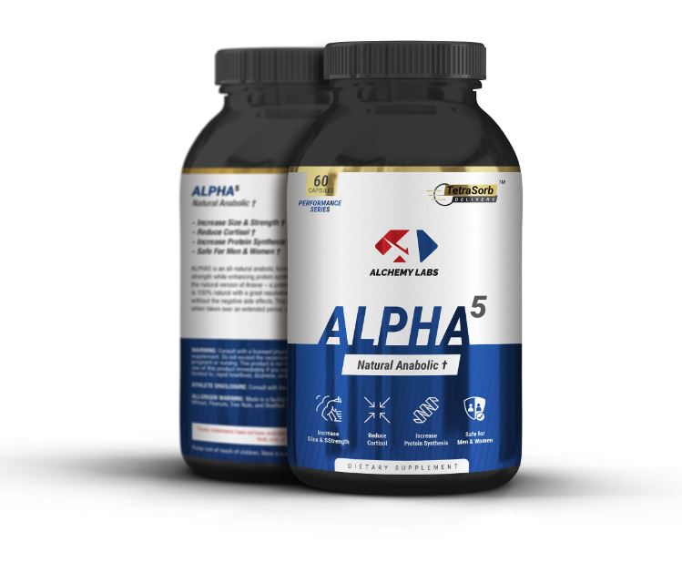 -ALCHEMY ALPHA 5