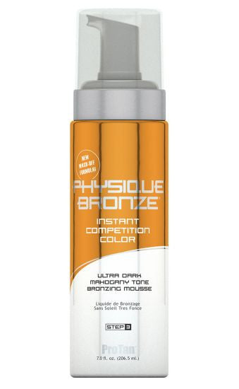 TANNING ProTan Physique Bronze Instant Competition Color 7OZ