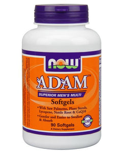 Now Foods ADAM Superior Men's Multi Softgels - 90 Softgels
