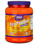 Now Foods Pea Protein 100% Pure Non-GMO Vegetable Protein Unflavored - 2 lbs.