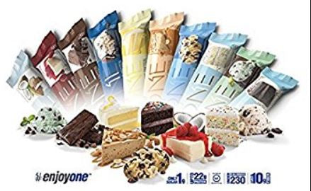 OH YEAH ONE BAR ALL FLAVORS!