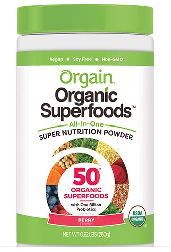 ORGAIN SUPER FOODS