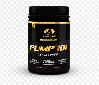 -ALCHEMY PUMP 101