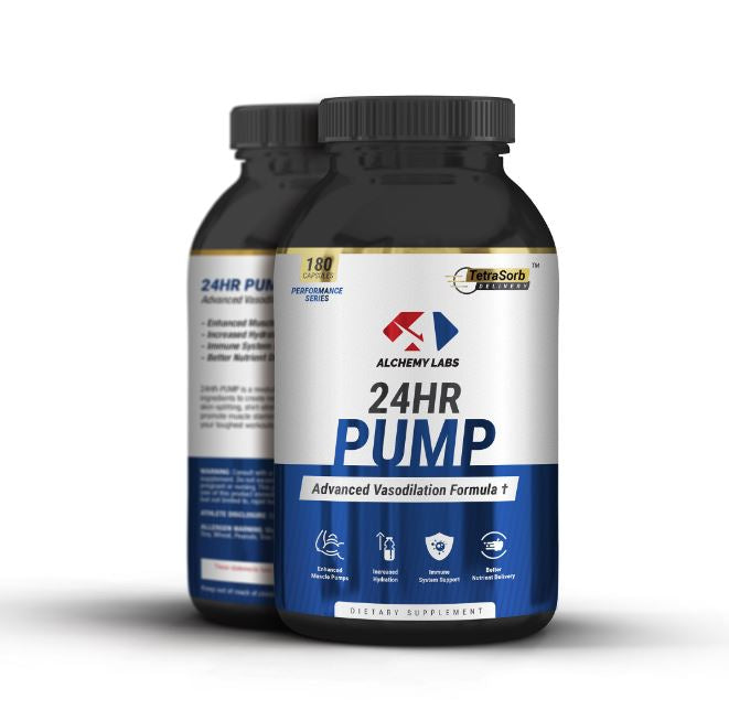-ALCHEMY 24 HOUR PUMP