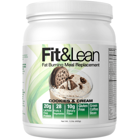 FIT & LEAN COOKIES AND CREAM