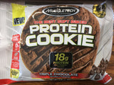 Muscletech Protein Cookie Triple Chocolate (6)