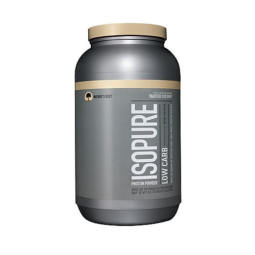 ISOPURE TOASTED COCONUT 3#
