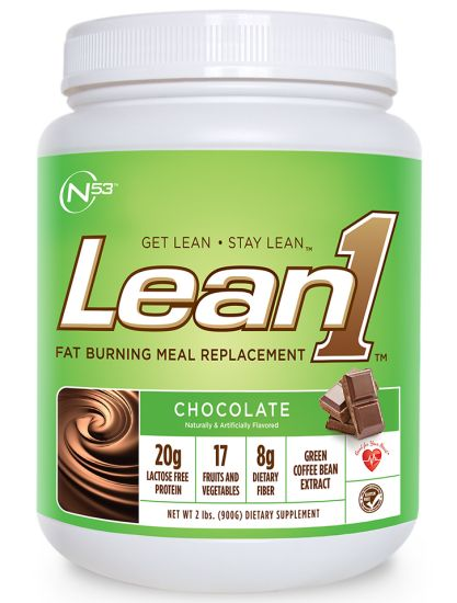 LEAN 1 Fat Burning Meal Replacement