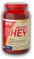 Met Rx Natural Whey Chocolate