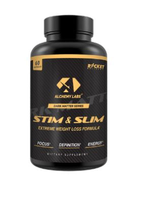 -ALCHEMY LABS STIM AND SLIM