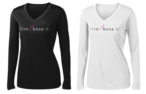 Women's Active Performance Tee – Long Sleeve
