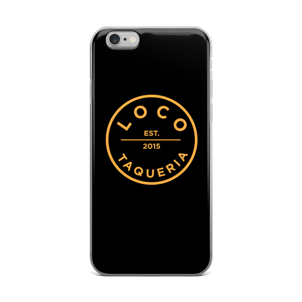 Loco Alternate Logo iPhone Case