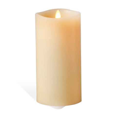 "Luminara 7"" Fragrance Diffusing Flameless Candle - Ivory"