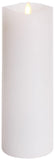 "Luminara 3""x 8"" 360 Flameless Candle - White Unscented"