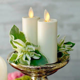 "Luminara 3"" Flameless Votive Candles - Ivory 2-pack"