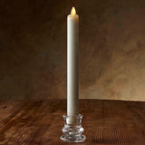 "Luminara 8"" Flameless Taper Candles - Ivory - 2 pack"