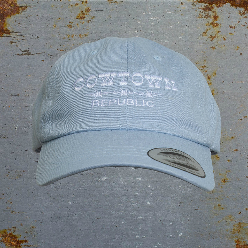 COWTOWN REPUBLIC LOGO CAP