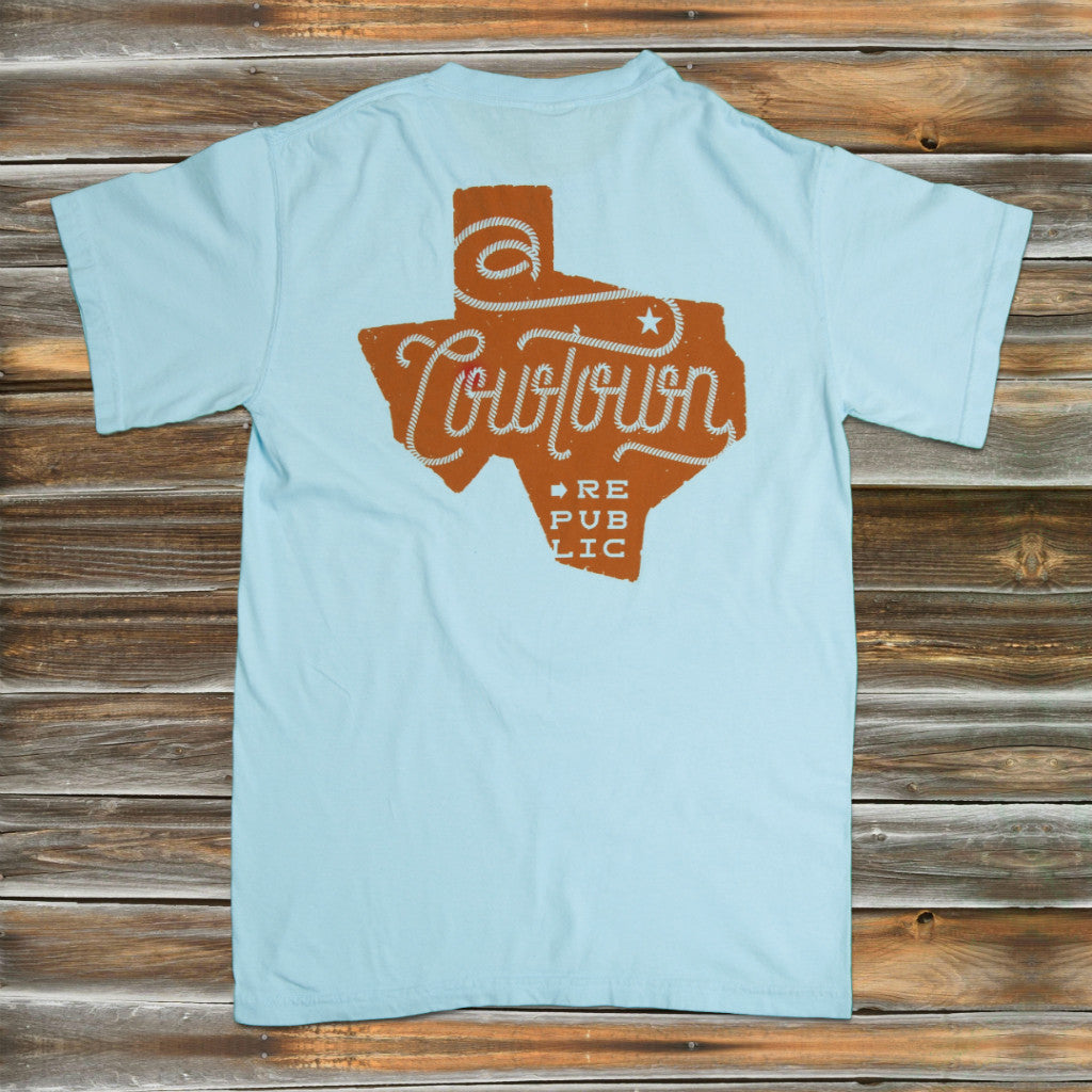 STATE OF TEXAS in CHAMBRAY