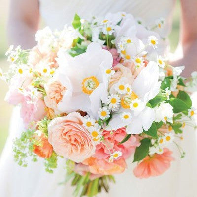 The Secret Meanings behind Popular Spring Wedding Florals