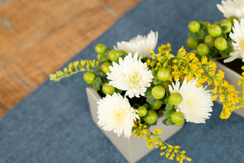DIY Flower Arrangements for Casual Decor