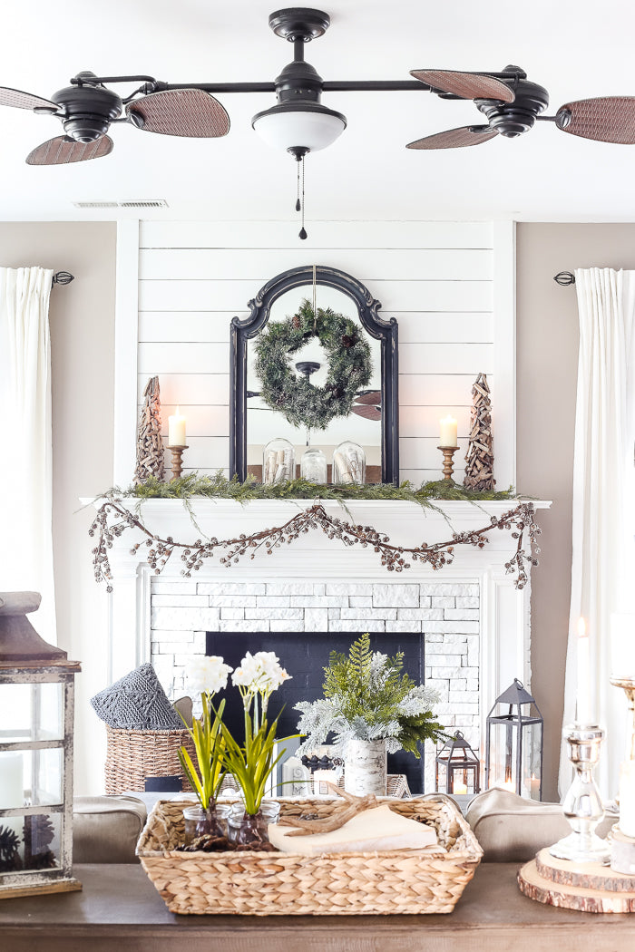 Decor: How To Transition From Holidays To Winter Days U2013 Marmeda