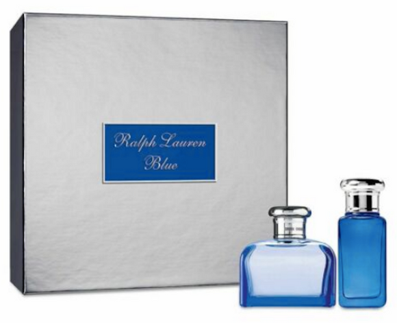 Ralph Lauren Blue for Women 2-Piece Set: 4.2 oz + 1 oz Eau de Toilette Spray