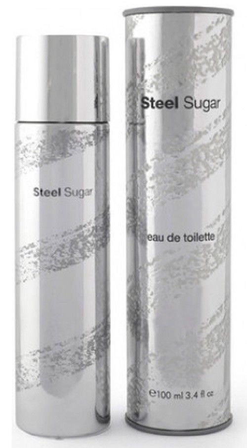 Steel Sugar by Aquolina for Men 3.4 oz Eau de Toilette Spray - FragranceAndBeauty.com