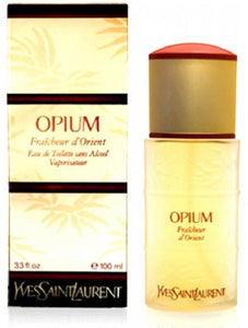 Opium Fraicheur d'Orient by Yves Saint Laurent for Women 3.3 oz Eau de Toilette Body Mist Spray - FragranceAndBeauty.com