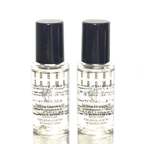 Bobbi Brown Soothing Cleansing Oil 15 ml/.5 oz each Sample (Lot of 2) - FragranceAndBeauty.com