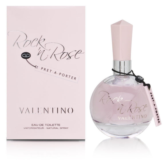 Valentino Rock 'n Rose Pret A Porter for Women 3 oz Eau de Toilette Spray - FragranceAndBeauty.com