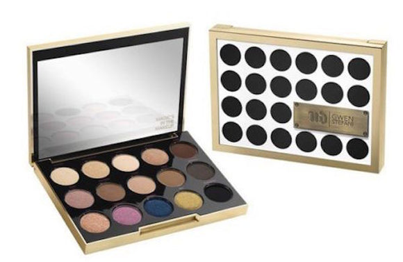Urban Decay Gwen Stefani 15 Eyeshadows Palette Limited Edition Sold Out! - FragranceAndBeauty.com