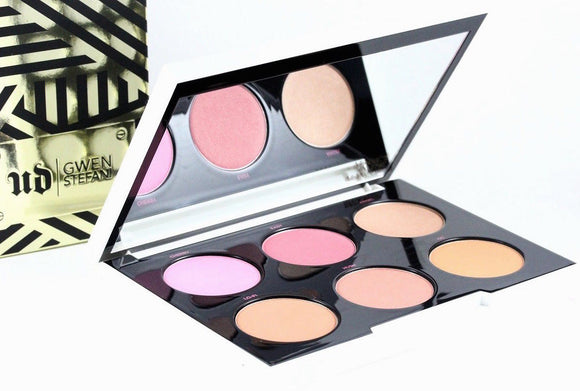 Urban Decay Gwen Stefani Blush/Bronzer/Highlighter Palette Limited Edition - FragranceAndBeauty.com