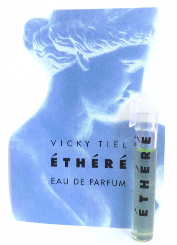 Ethere by Vicky Tiel for Women 1.1 ml/.03 oz each Eau de Parfum Sample Vial (Lot of 3) - FragranceAndBeauty.com
