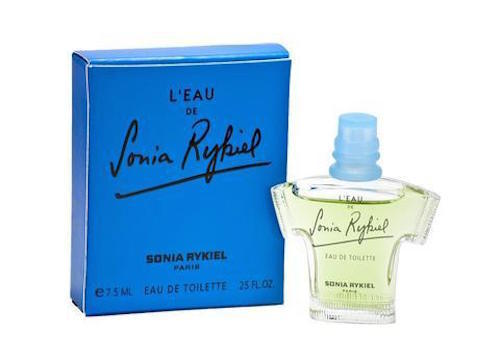 L'Eau de Sonia Rykiel for Women 7.5 ml/.25 oz Eau de Toilette Mini - FragranceAndBeauty.com
