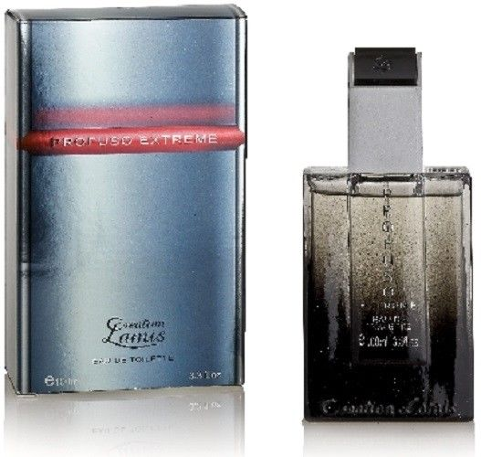 Profuso Extreme by Creation Lamis for Men 3.3 oz Eau de Toilette Spray Low-fill - FragranceAndBeauty.com