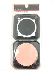 Revlon Love Pat Moisturizing Powder (Misty Rose) New in Packet Discontinued - FragranceAndBeauty.com