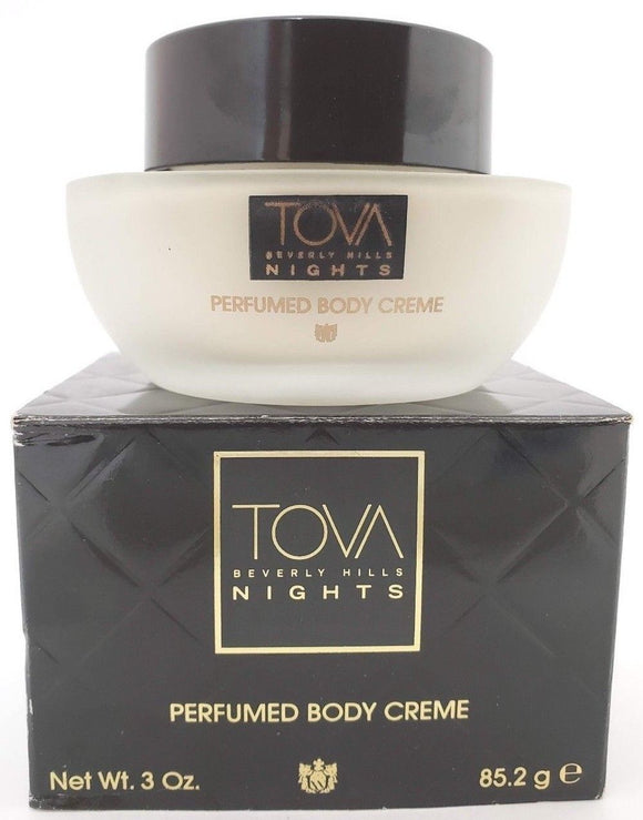 Nights by Tova Beverly Hills for Women 85.2 g/3 oz Perfumed Body Creme - FragranceAndBeauty.com