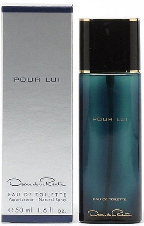 Oscar de la Renta Pour Lui for Men 1.6 oz Eau de Toilette Spray - FragranceAndBeauty.com