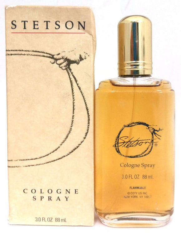 Stetson (Vintage) by Coty for Men 3 oz Cologne Spray - FragranceAndBeauty.com