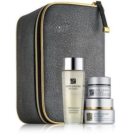 Estee Lauder Re-Nutriv Indulgent Luxury Eyes 4-Piece Set Ultimate Lift Age-Correction - FragranceAndBeauty.com