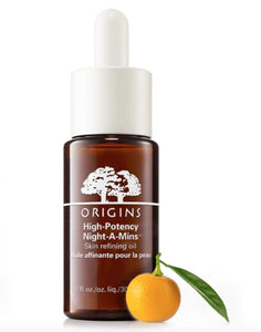 Origins High Potency Night A Mins Skin Refining Oil 30 ml/1oz Full Size Item - FragranceAndBeauty.com