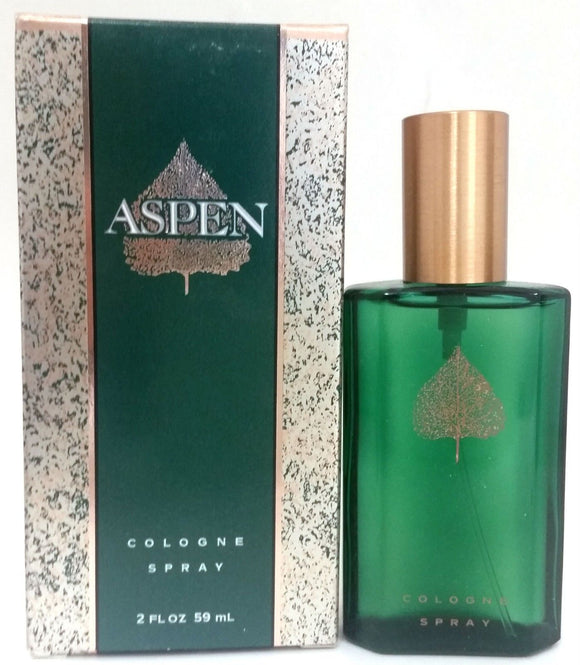 Aspen (Vintage) by Coty for Men 59 ml/2 oz Cologne Spray - FragranceAndBeauty.com
