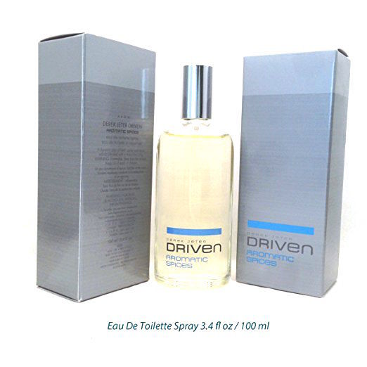 Driven Aromatic Spices Derek Jeter by Avon for Men 3.4 oz Eau de Toilette Spray - FragranceAndBeauty.com