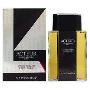Acteur by Loris Azzaro for Men 3.4 oz Eau de Toilette Splash - FragranceAndBeauty.com