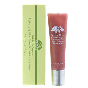 Origins Drink Up Sugars Hydrating Lip Balm (03 Taffy Twinkle) Full Size .5 oz - FragranceAndBeauty.com