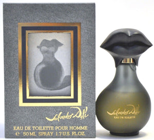 Salvador Dali Pour Homme for Men 1.7 oz Eau de Toilette Spray - FragranceAndBeauty.com