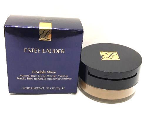 Estee Lauder Double Wear Mineral Rich Loose Powder Makeup (Intensity 2.0) 11 g/.39 oz Full Size - FragranceAndBeauty.com