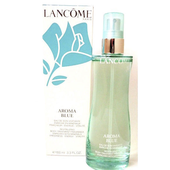 Aroma Blue by Lancome for Women 3.3 oz Revitalizing Body Treatment Fragrance - FragranceAndBeauty.com