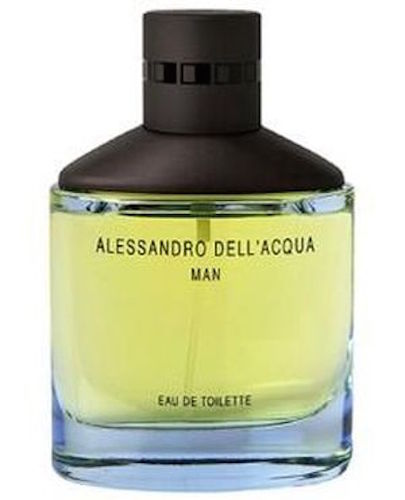 Alessandro Dell' Acqua for Men 3.4 oz Eau de Toilette Spray Unboxed - FragranceAndBeauty.com