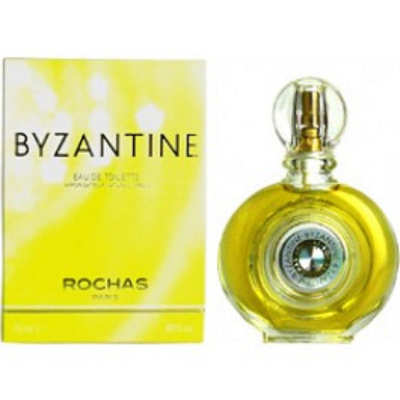 Byzantine by Rochas for Women 25 ml/.85 oz Eau de Toilette Spray - FragranceAndBeauty.com
